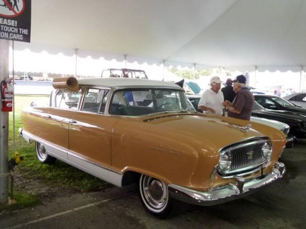 1955 Nash Statesman Super 4-Dr. Sedan