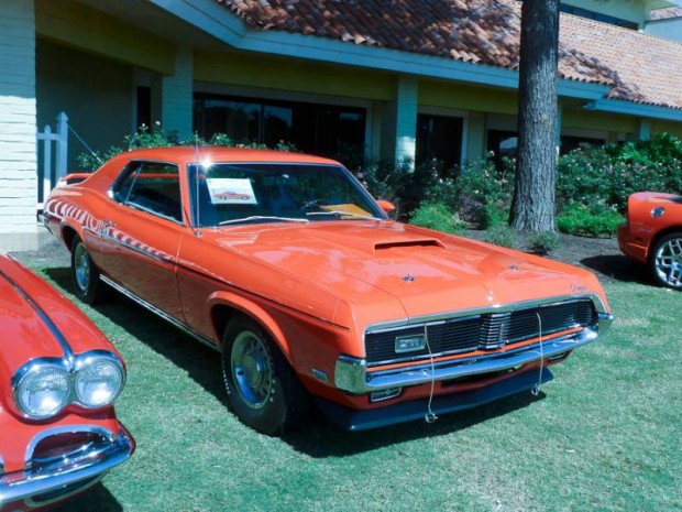 1969 Mercury Cougar Eliminator Coupe