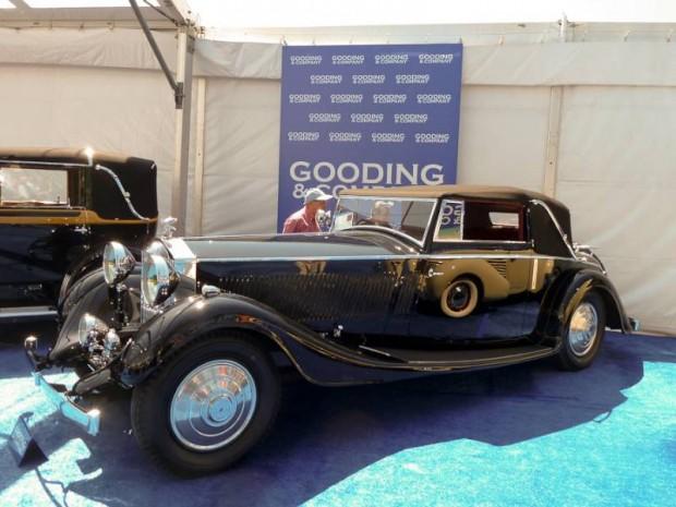 1935 Rolls-Royce Phantom ll Drophead Coupe