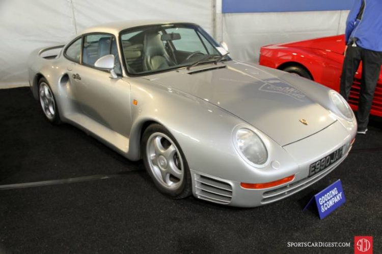 1988 Porsche 959 Komfort Coupe
