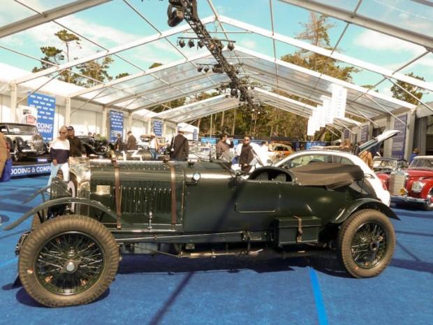 1928 Bentley 4 1/2 Liter Le Mans Sports Bobtail