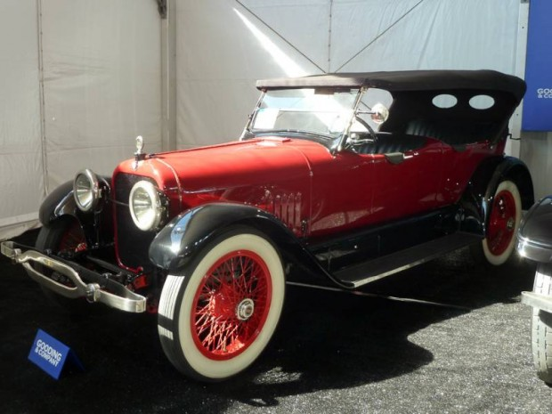 1921 Mercer Series 5 Sporting