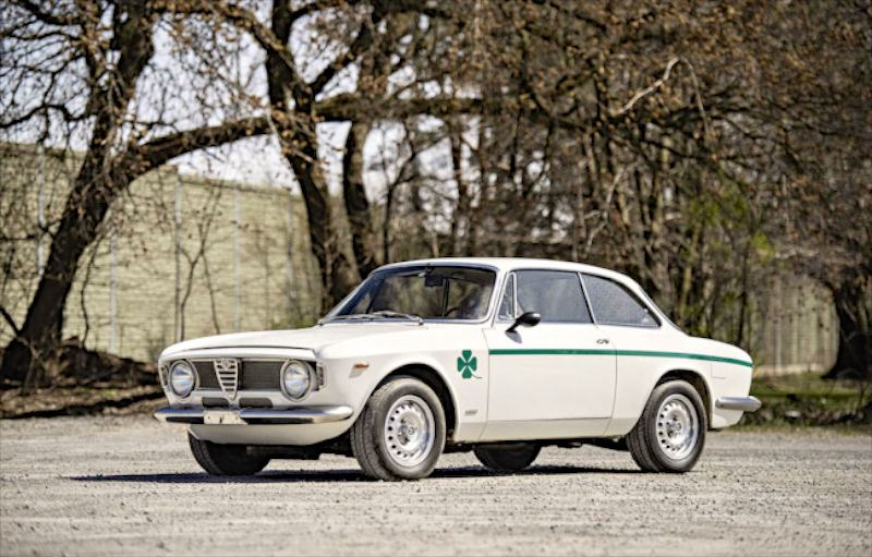1975 Alfa Romeo Giulia GTA Jr. Stradale Sprint, Body by Bertone