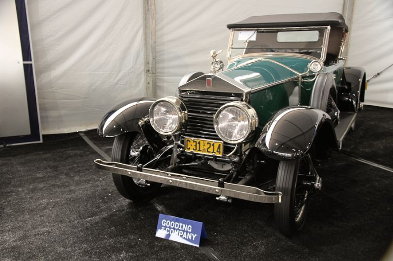 Gooding And Company Pebble Beach 2014 Auction Report