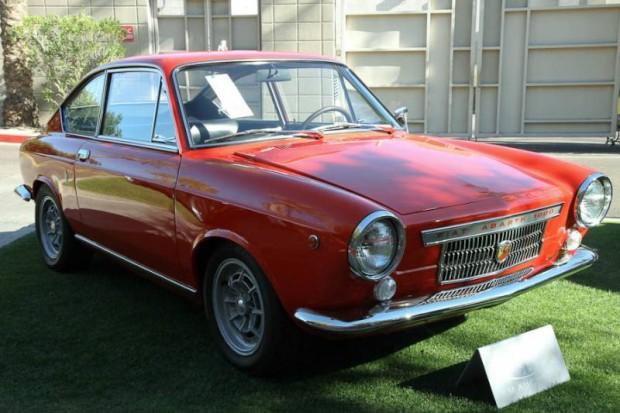 1966 Fiat-Abarth 1000 OTR Coupe