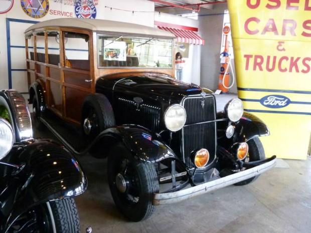 1934 Ford Standard Estate Wagon Strathglass