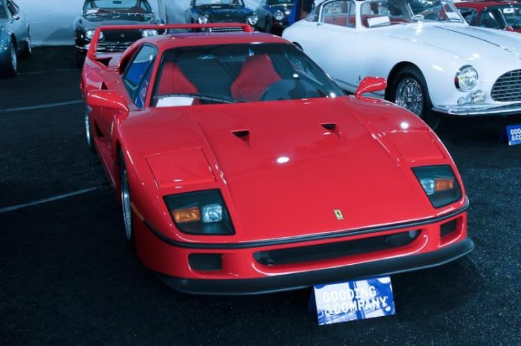 1990 Ferrari F40 Coupe, Body by Pininfarina