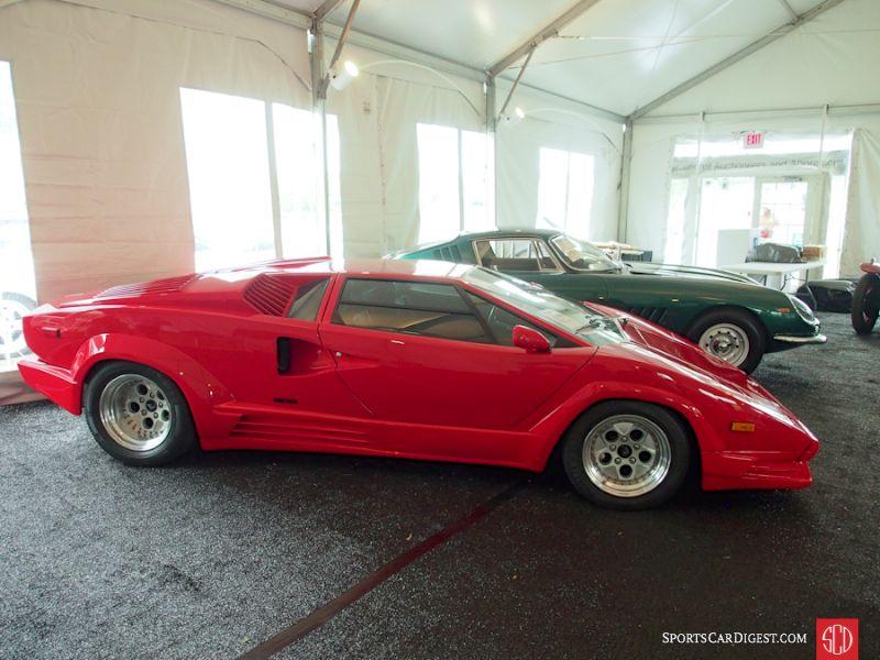 1989 Lamborghini Countach Anniversary Coupe
