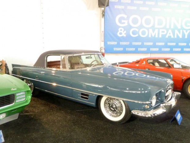 1957 Dual-Ghia Convertible, Body by Ghia