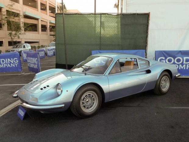 1973 Ferrari 246 GT Dino Chairs and Flares
