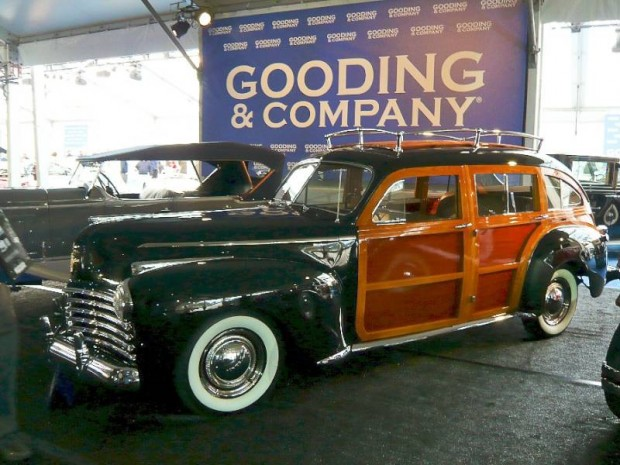 1941 Chrysler Town and Country Barrelback
