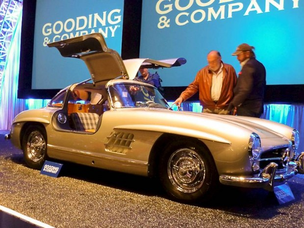 1955 Mercedes-Benz 300SL Alloy Gullwing for sale