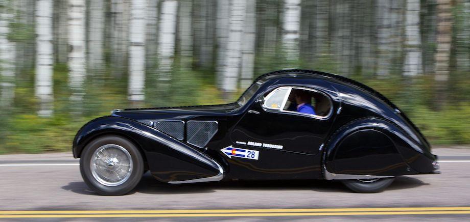 1936 Bugatti Type 57 Atlantic