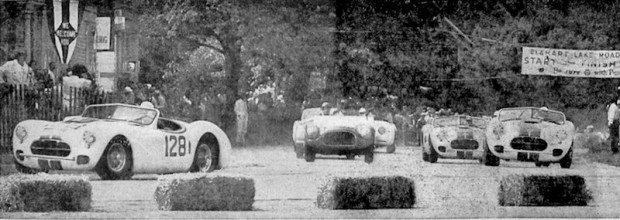 On August 26, 1951 at Elkhart Lake, John won the main event.