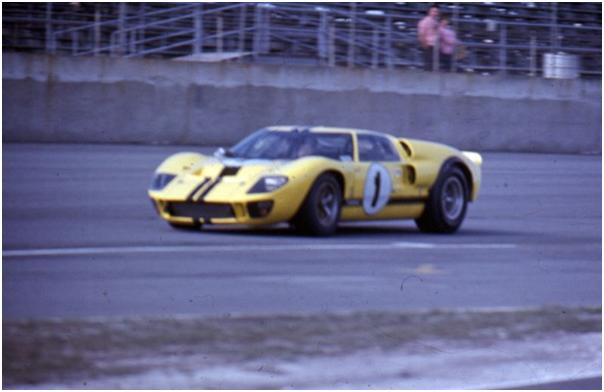 Shelby American Ford GT40 Mk II at Daytona 24 Hours, 1967