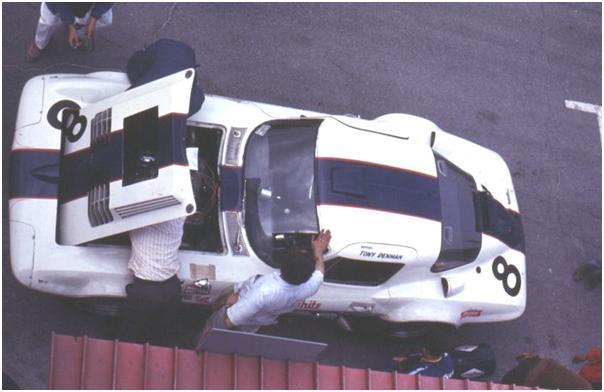 Chevrolet Corvette Grand Sport - Tony Denman and Robert Ryan Brown