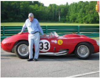 Carroll Shelby Maserati 450s
