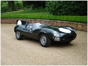 Jaguar D-Type 2009 Bonhams International Auction Calendar