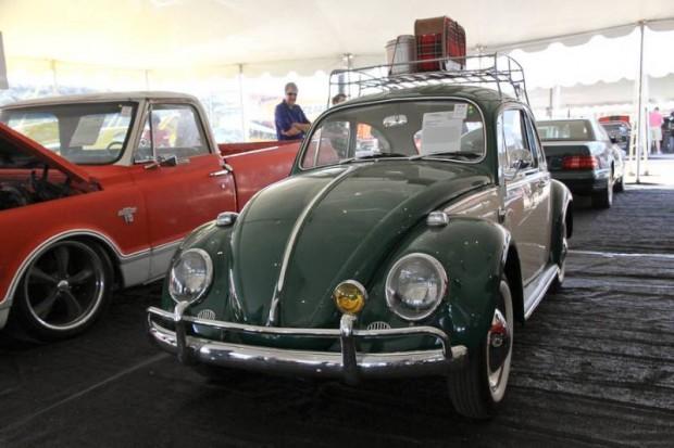 1965 Volkswagen Beetle 2-Dr. Sedan
