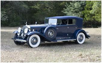 Cadillac Collection Offered at Houston Auction