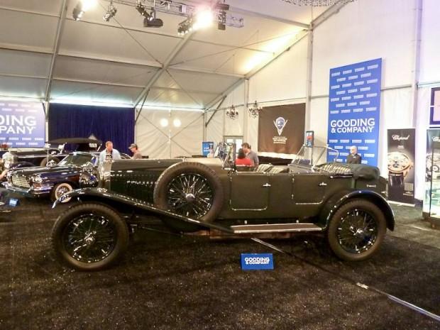 1929 Bentley 4.5 Liter Dual Cowl Sports Tourer