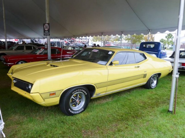 1970 Ford Torino GT 2-Dr. Coupe