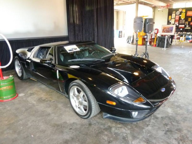 2004 Ford GT Factory Test Mule