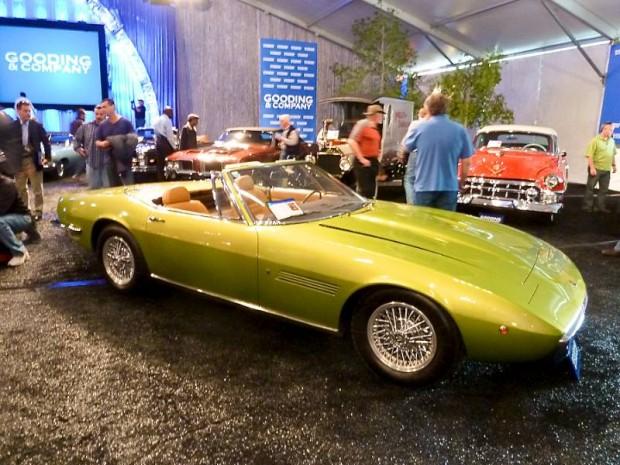1971 Maserati Ghibli SS Spider for sale