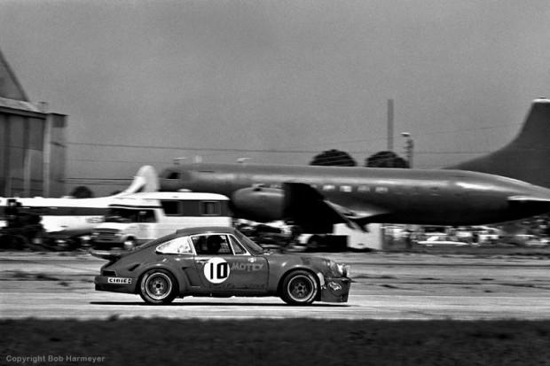Porsche 911 Carrera, 1977 Sebring 12 Hours