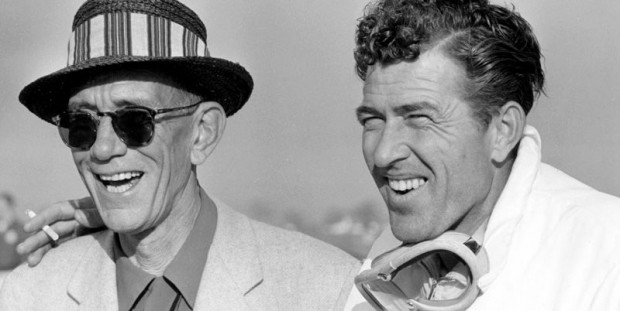 John Edgar, Carroll Shelby