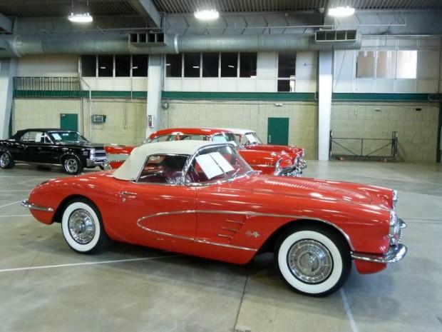 1958 Chevrolet Corvette Convertible