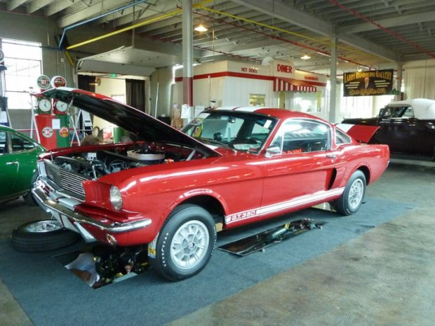1966 Shelby Mustang GT350 Fastback
