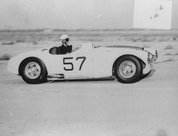 John Fitch, Cunningham C4R, 1953 12 Hours of Sebring