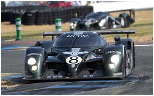 Le Mans Bentley Speed 8