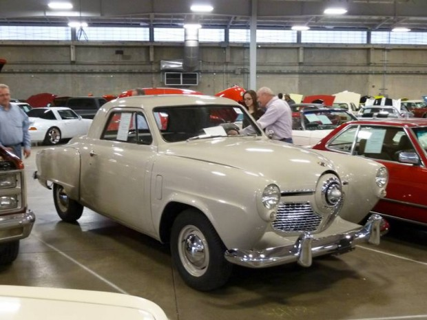 1951 Studebaker Champion Business Coupe