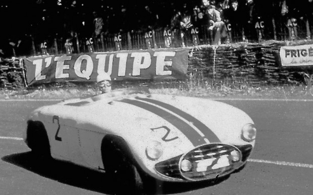 Cunningham entered John and Phil Walters again at Le Mans. John set the fastest lap at 154.8 mph. He and Phil finished third overall in the C4R.