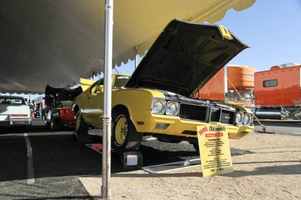 1970 Oldsmobile Cutlass Rallye 350 2-Dr. Sedan