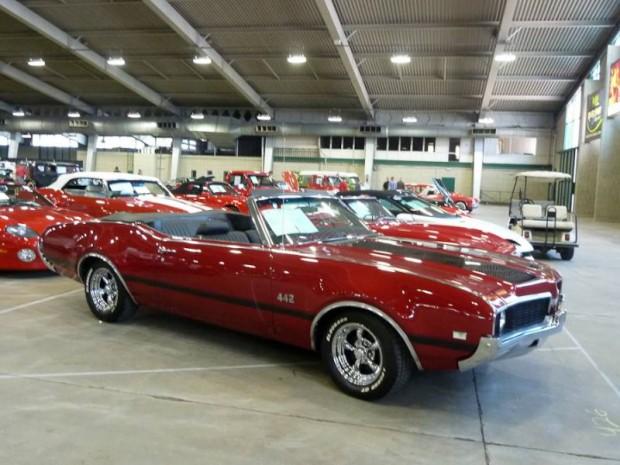Cheap Tires Tulsa >> Leake Tulsa 2012 - Auction Report