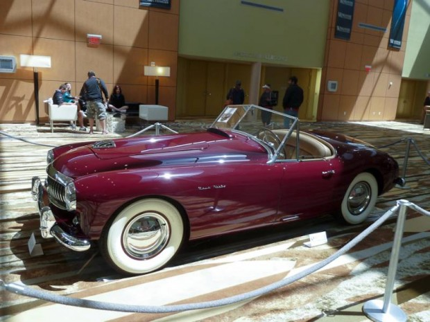 1950 Nash-Healey Roadster