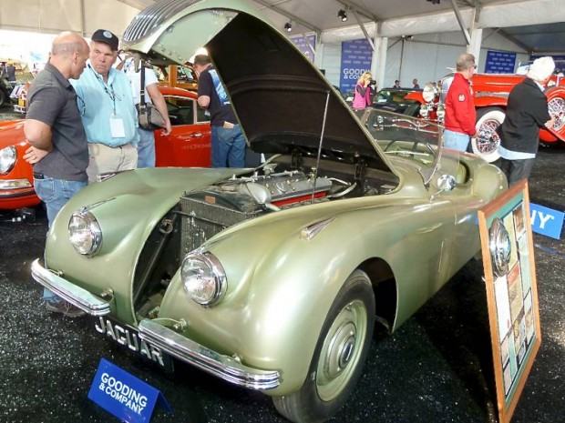 1952 Jaguar XK 120 Roadster for sale
