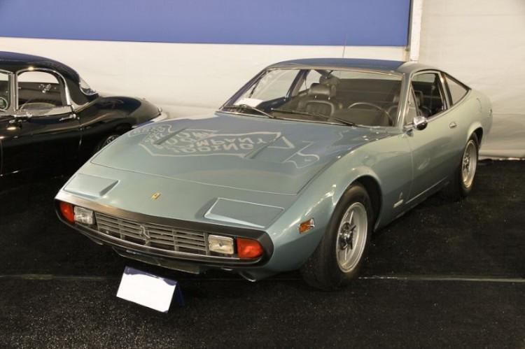 1972 Ferrari 365 GTC/4 Coupe, Body by Pininfarina