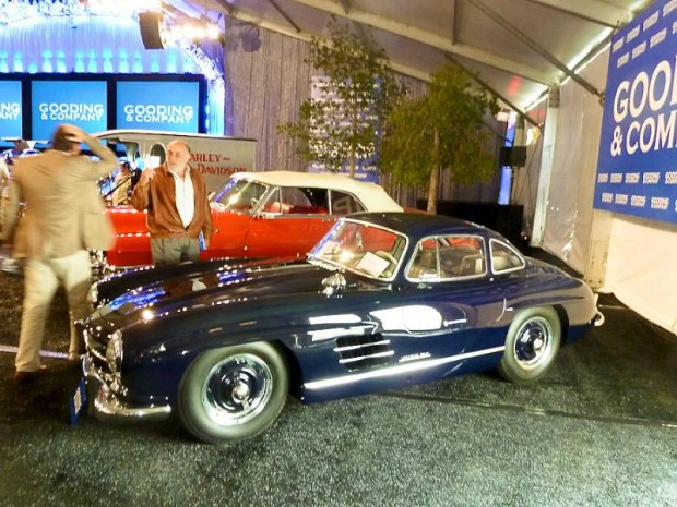 1957 Mercedes-Benz 300SL Gullwing for sale