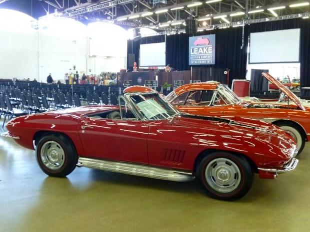 1967 Chevrolet Corvette 427/435 Roadster