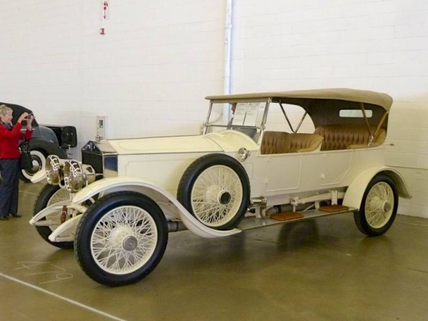 1914 Rolls-Royce Silver Ghost 40/50hp Touring