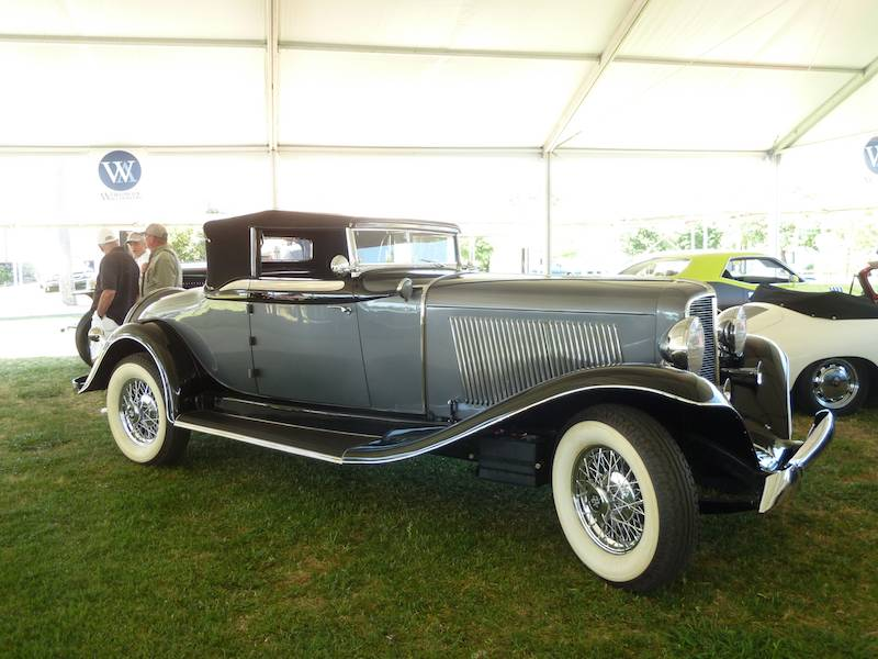 Worldwide houston 2014 auction report for 1934 auburn 1250 salon cabriolet