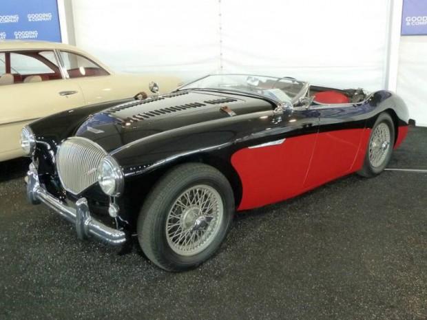 1956 Austin-Healey 100/M Roadster