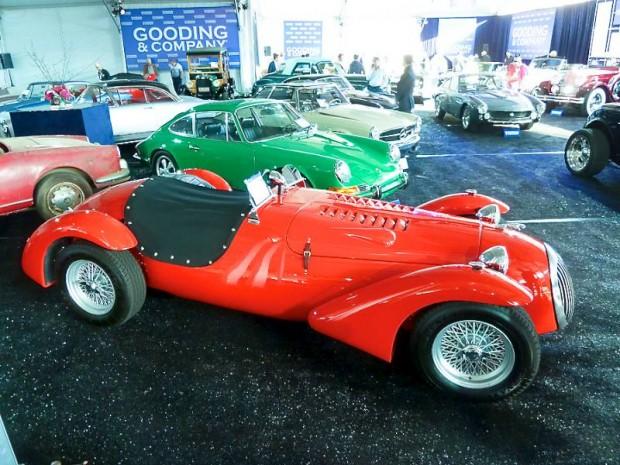 1961 Jaguar Kougar Roadster