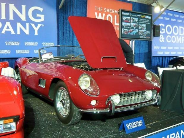 1960 Ferrari 250 GT LWB California Spider Competition