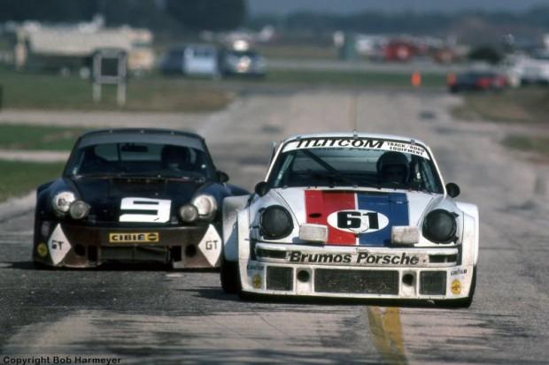 Brumos Porsche 911 RSR, 1977 Sebring 12 Hours