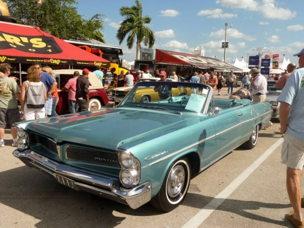 1963 Pontiac Catalina Convertible